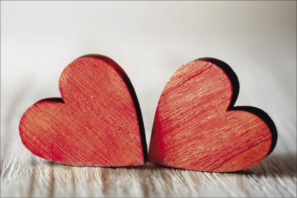 große Herzen
