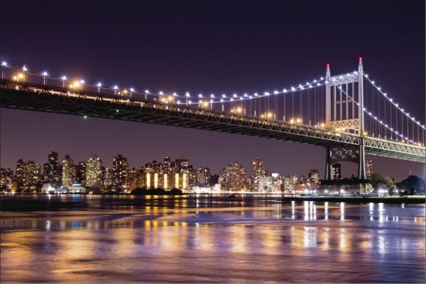 New York bei Nacht 3