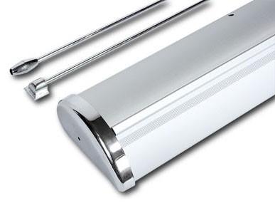 Roll UP / Tisch & Thekenaufsteller 30x42cm DIN A3 System ohne Druck
