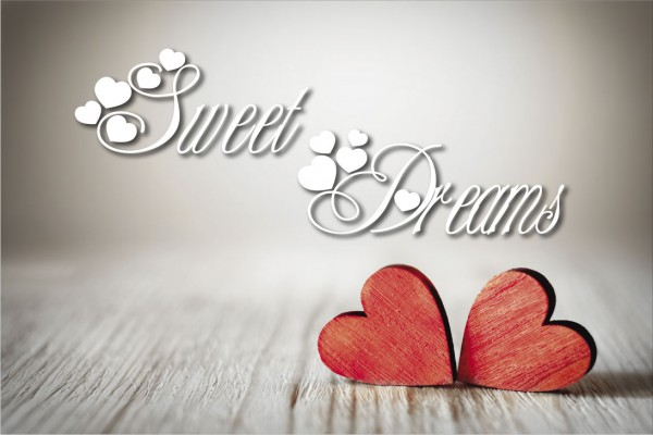 sweet dreams 2 - Herz