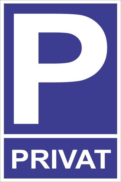 "Parkplatz ""Privat"""