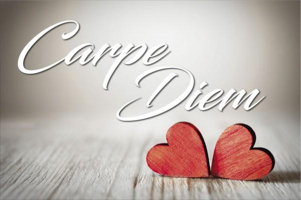 Carpe Diem - Herz